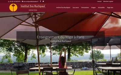 Le nouveau site de l'Institut Eva Ruchpaul est en ligne